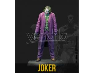 KNIGHT MODELS BMG THE JOKER WHY SO SERIOUS WARGAME