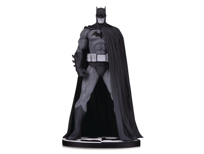Batman Bianco & Nero Statua Batman (Versione 3) by Jim Lee 18 cm DC Direct
