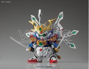 BANDAI MODEL KIT BB GODDOMARU LEGEND MUSHA 377 MODEL KIT