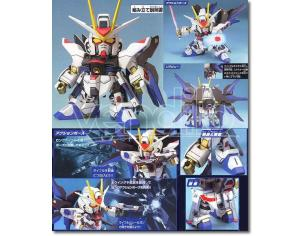 BANDAI MODEL KIT BB GUNDAM STRIKE FREEDOM 288 MODEL KIT