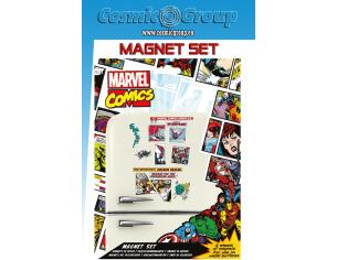 PYRAMID INTERNATIONAL MARVEL COMICS MAGNET SET MAGNETI