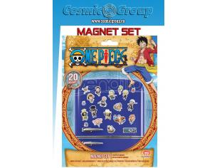 PYRAMID INTERNATIONAL ONE PIECE CHIBI MAGNET SET MAGNETI