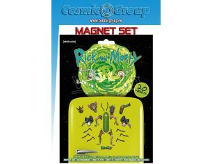 Pyramid International Rick E Morty The Pickle Magnet Set Magneti