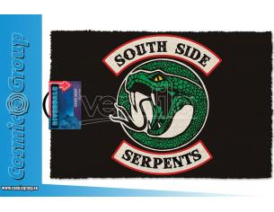 PYRAMID INTERNATIONAL RIVERDALE SOUTH SIDE SERPENTS DOORMAT ZERBINO