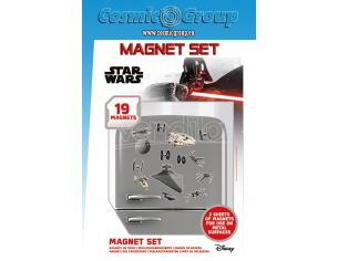 PYRAMID INTERNATIONAL STAR WARS SPACESHIPS MAGNET SET MAGNETI