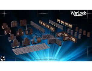Wizbambino Wizbambino Warlock Tiles - Expansion Box 1 Accessori