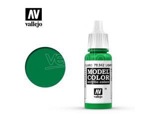 VALLEJO MC 075 LIGHT GREEN 70942 COLORI