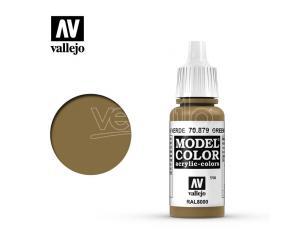 VALLEJO MC 114 GREEN BROWN 70879 COLORI
