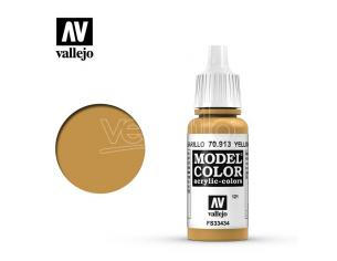 VALLEJO MC 121 YELLOW OCHRE 70913 COLORI