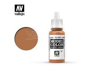 VALLEJO MC 129 LIGHT BROWN 70929 COLORI
