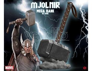 SEMIC MARVEL THOR'S MJOLNIR MEGA BANK SALVADANAIO