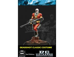 KNIGHT MODELS BMG DCUMG DEADSHOT CLASSIC WARGAME