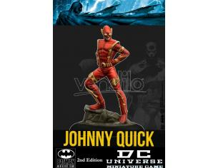 KNIGHT MODELS BMG DCUMG JOHNNY QUICK WARGAME