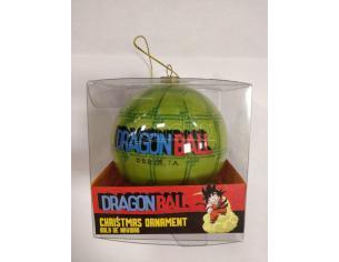 SD TOYS DRAGON BALL PICCOLO CHRISTMAS BALL DECORAZIONI NATALIZIE