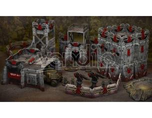 MANTIC TERRAIN CRATE MILITARY COMPOUND GIOCO DI RUOLO