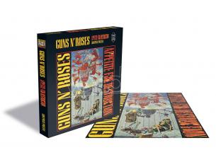 ZEE PRODUCTIONS GUNS N ROSES APPETITE FOR DESTR 1 PUZZLE PUZZLE