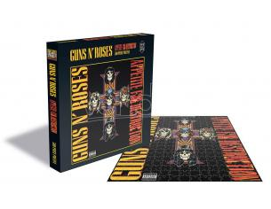 ZEE PRODUCTIONS GUNS N ROSES APPETITE FOR DESTR 2 PUZZLE PUZZLE