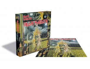 ZEE PRODUCTIONS IRON MAIDEN IRON MAIDEN PUZZLE PUZZLE
