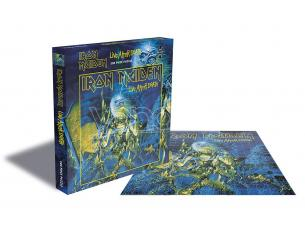 ZEE PRODUCTIONS IRON MAIDEN LIVE AFTER DEATH PUZZLE PUZZLE