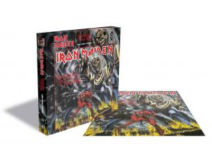 ZEE PRODUCTIONS IRON MAIDEN NUMBER O/T BEAST PUZZLE PUZZLE