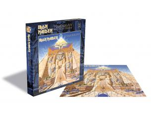 ZEE PRODUCTIONS IRON MAIDEN POWERSLAVE PUZZLE PUZZLE