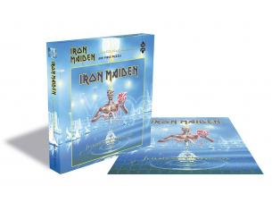 ZEE PRODUCTIONS IRON MAIDEN SEVENTH SON PUZZLE PUZZLE