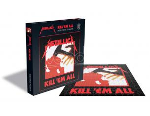 ZEE PRODUCTIONS METALLICA KILL EM ALL PUZZLE PUZZLE