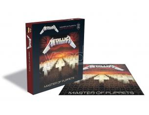ZEE PRODUCTIONS METALLICA MASTER OF PUPPETS PUZZLE PUZZLE