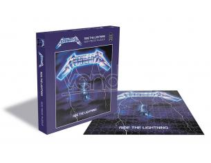 ZEE PRODUCTIONS METALLICA RIDE THE LIGHTNING PUZZLE PUZZLE
