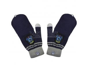 CINEREPLICAS HP RAVENCLAW FINGERLESS GLOVES/MITTEN ACCESSORI ABBIGLIAMENTO