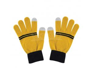 CINEREPLICAS HP HUFFLEPUFF SCREENTOUCH GLOVES ACCESSORI ABBIGLIAMENTO