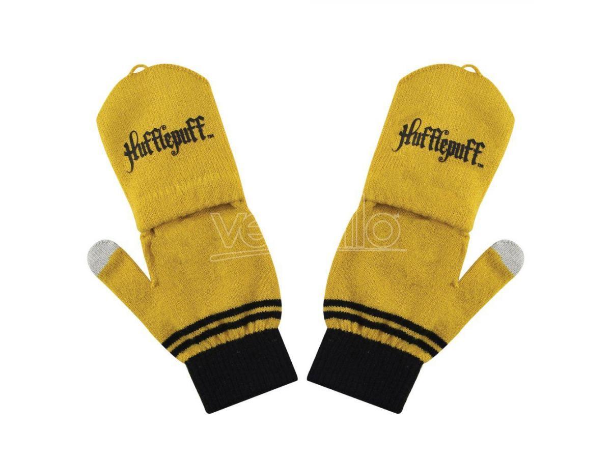 Harry Potter Cinereplicas Tassorosso Fingerless Guanti/mitten Accessori Abbigliamento