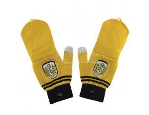 Harry Potter Cinereplicas  Hufflepuff Fingerless Gloves/mitten Accessori Abbigliamento