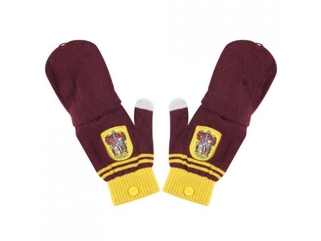 Harry Potter Cinereplicas  Gryffindor Fingerless Gloves/mitten Accessori Abbigliamento