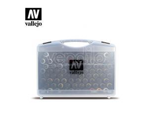 VALLEJO MODEL AIR 71170 BASIC RANGE CASE COLORI