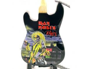 VARI MINI GUITAR IRON MAIDEN KILLERS REPLICA