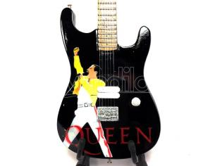 VARI MINI GUITAR QUEEN TRIBUTE FREDDY MERCURY REPLICA