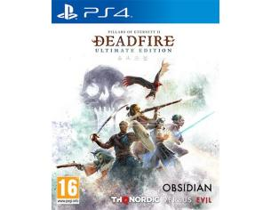 PILLARS OF ETERNITY II: DEADFIRE ULT.ED. GIOCO DI RUOLO (RPG) - PLAYSTATION 4