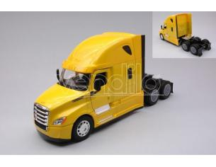 Welly WE32695Y FREIGHTLINER CASCADIA YELLOW 1:32 Modellino