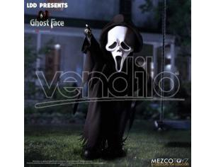 MEZCO TOYS LDD PRESENTS GHOST FACE DOLL ACTION FIGURE