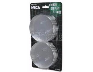 NECA ACTION FIGURE DISPLAY STAND CLEAR (10) ACCESSORI
