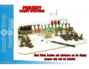 ARMY PAINTER PROJECT PAINT STATION ACCESSORI PER MODELLISMO