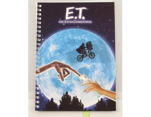 SD TOYS ET MOVIE POSTER SPIRAL NOTEBOOK TACCUINO