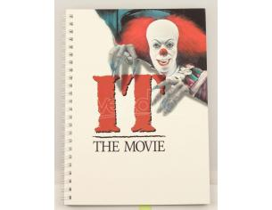 SD TOYS IT (1990) MOVIE POSTER SPIRAL NOTEBOOK TACCUINO