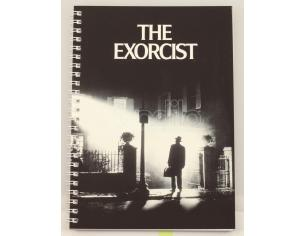 SD TOYS THE EXORCIST MOVIE POSTER SPIRAL NOTEBOO TACCUINO