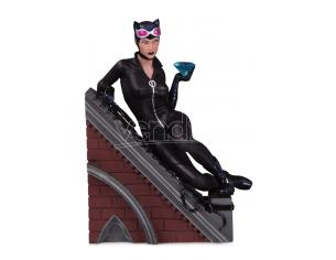 DC DIRECT VILLAINS MULTI PART STATUE CATWOMAN STATUA