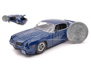 Jada Toys Jada31110 Chevy Camaro Z28 Billy's Stranger Things Con Collectible Coin 1:24 Modellino