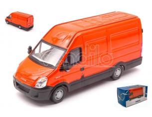 Ros Rs00120or New Daily Iveco Van Arancione 1:43 Modellino