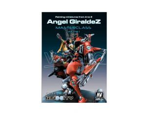 VALLEJO PAINTING MINIATURES BY GIRALDEZ VOL.1 LIBRO