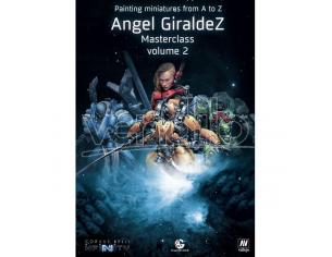 VALLEJO PAINTING MINIATURES BY GIRALDEZ VOL.2 LIBRO